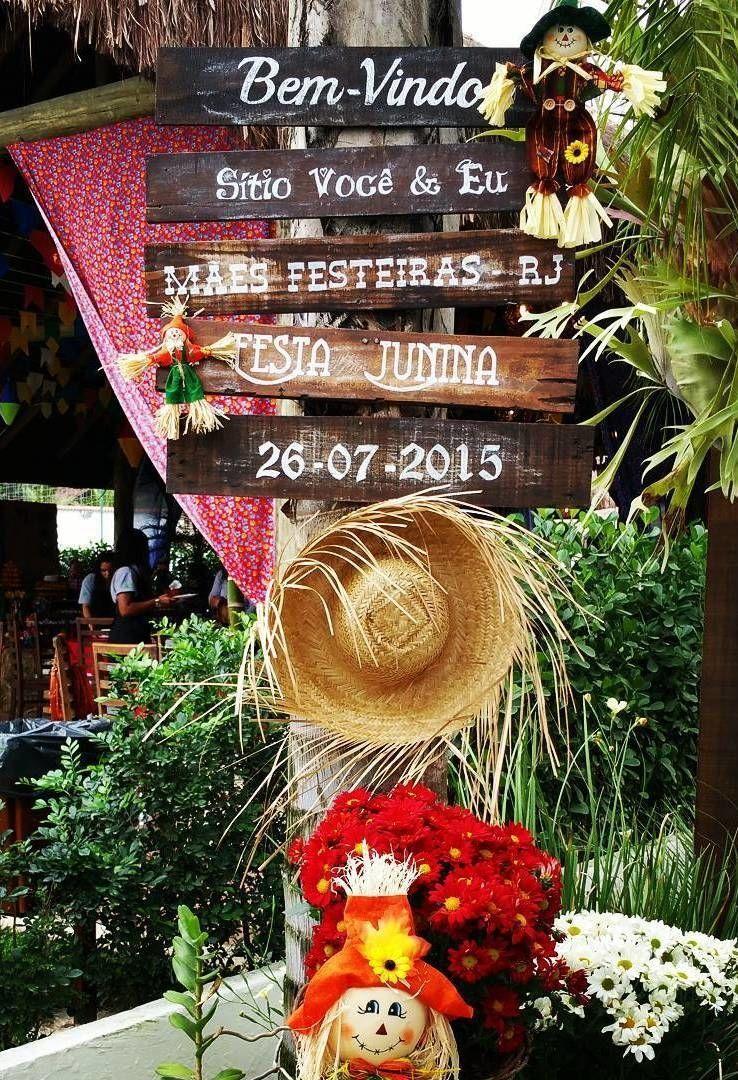 decoração festa junina 2
