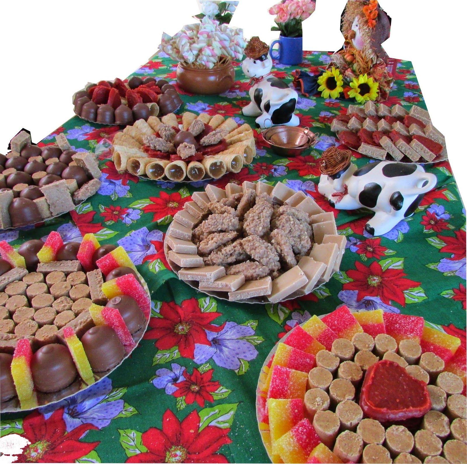 Decoração festa junina5
